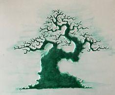 Waves, Artwork, 3d Tree, Work Of Art, Ocean Waves, Wave, Beach Waves