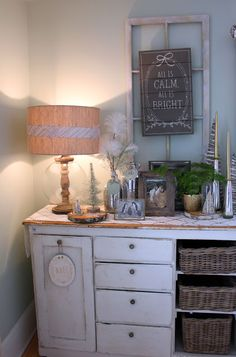 Bachman's 2015 Holiday Ideas House tour- Itsy Bits And Pieces