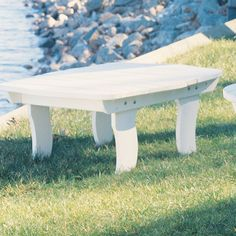 Outdoor Uwharrie Companion 34 in. Square Cocktail Table - 5041-020-W