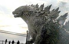 #Godzilla, King of #Monsters, #Japon #magazine