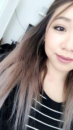 Ombré #hair #ombre #vietnamese
