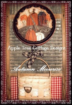 E+Pattern++Martha+Smalley's+Apple+Tree+Cottage+by+appletreecottage,+$5.00