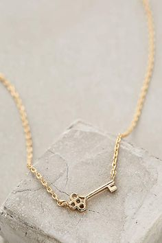 Charmed Necklace - anthropologie.com