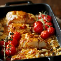 Oven-baked Thai Cod                                                                                                                                                                                 More