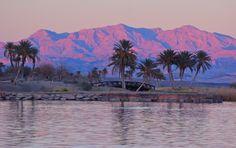 Beautiful Lake Las Vegas