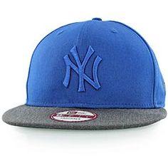 NEW ERA POP TONAL 950 NEW YORK YANKEES - Snapback Caps - blau/grau