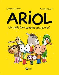 Emmanuel Guibert, Marc Boutavant, Ariol ***