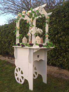 Candy cart for sale not hire http://www.ebay.co.uk/itm/Candy-Cart-Sweet-Cart-Wedding-Events-Cart-For-Sale-Not-Hire-/191518293352?pt=LH_DefaultDomain_3&var=&hash=item2c97613d68