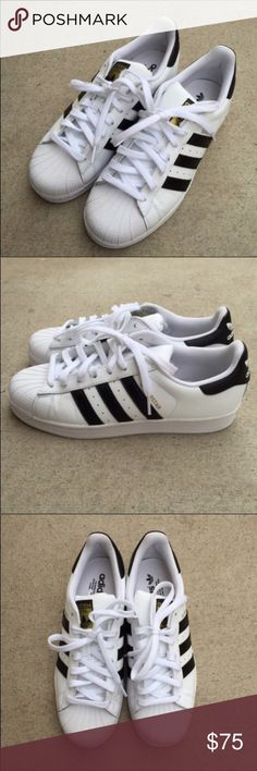 Adidas Superstar Sneakers Brand New Adidas Superstar Sneakers, No Trade Please! adidas Shoes Sneakers