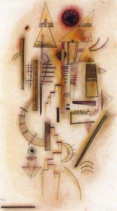Ascent - By Wassily Kandinsky - 1929