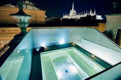 Private Jacuzzi? Over the #Duomo! #DuomoSuite #myluxlist #ParkHyatt Jacuzzi, Italy, Outdoor Decor, Home Decor, Italia, Decoration Home, Room Decor, Home Interior Design, Home Decoration