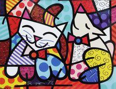 Romero Britto é um dos artistas brasileiros mais aclamados no exterior. Conheça mais sobre a história desse pintor e escultor pernambucano.