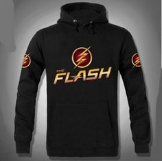 Plus size The Flash sweatshirts for men pullover hoodies