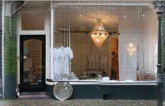 ottomania haarlem - Google zoeken Bathroom Lighting, Shops, Bright, Mirror, Google, Shopping, Beautiful, Home Decor, Cafes