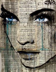 """Saatchi Art Artist Loui Jover; Drawing, """"horizon"""" #art"""