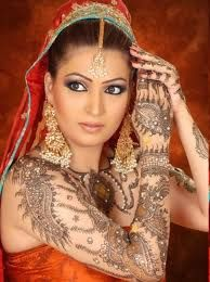 Traditional South Asian Henna
