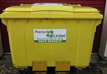 We are a National Recycling service solutions based company offering all types of businesses secure fast legal recycling collections across the UK.