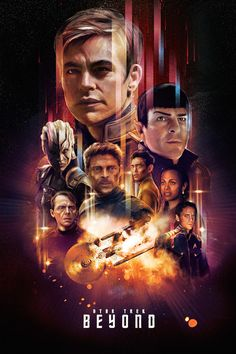 """ ""Star Trek Beyond"" by Richard Davies"