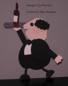 Waiter and Wine
