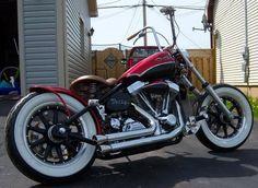 Harley (Style : Buick Roadmaster 1957)
