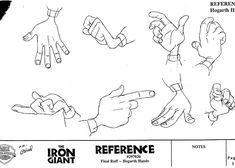 Flooby Nooby: Hands