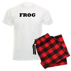Frog Pajamas