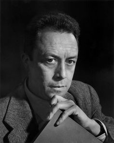 """Albert Camus, 1954 -by Yousuf Karsh … great personnal collection, this Karsh Nut! Muchas gracias… entregulistanybostan: """" Albert Camus en 1954 por Yousuf Karsh Via """" Albert Camus, Albert Einstein, Great Quotes, Me Quotes, Inspirational Quotes, Quotes App, Yousuf Karsh, Camus Quotes, Intj Personality"""