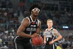 Devin Williams West Virginia product playing 2016-2017 rookie season for Melbourne in Australia