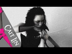 ▶ Written in the stars (Electric Violin Cover by Cait Lin) - Tinie Tempah ft. Eric Turner - YouTube