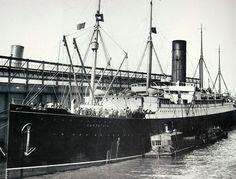 """SS """"Carpathia"""""""