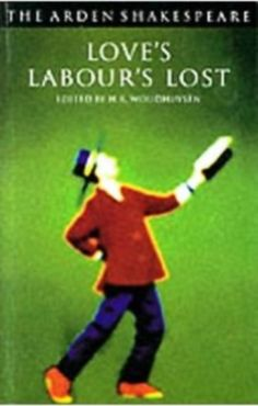 Título :Love's labour's lost / [William Shakespeare] ; edited by H. R. Woudhuysen. Publicación London : Thomson Learning, [1998]  Autor :Shakespeare, William, 1564-1616 SIGNATURA: L2t-SHAKESPEARE-lov http://kmelot.biblioteca.udc.es/record=b1409400~S10*gag