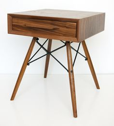 Modern Conscience Series 001 side table. $850