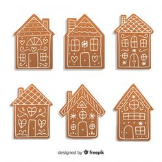 Christmas Gingerbread House, Christmas Mood, Noel Christmas, Christmas Crafts, Christmas Decorations, Christmas Ornaments, Gingerbread Houses, Christmas Activities, Christmas Printables
