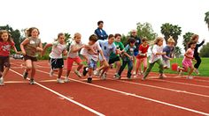 field day races - try and have award ribbons including those for participation on hand!