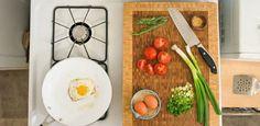 Kleine Küche einrichten: Benutz deinen Herd