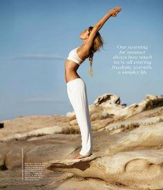 Vogue UK June 2013 | Doutzen Kroes