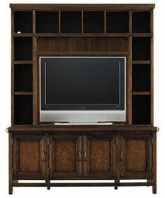 Stanley FurnitureHome Entertainment » Media Storage » Modern CraftsmanJourneyman's Media Hutch