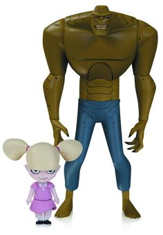 DC Collectibles : Killer Croc & Baby Doll (Batman : The Animated Series)