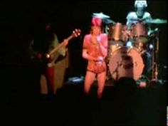 """David Bowie---""""Suffragette City""""---Bowie During His """"Ziggy Stardust"""" Period Had A Massive Hit With This Rockin' Tune...""""...Wham, Bam, Thank You M'ham...""""---Oh, Play It Again & Rock On!!"""