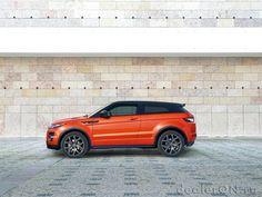Кроссовер Land Rover Range Rover Evoque Autobiography Dynamic 2015 [Фотогалерея] | Новости автомира на dealerON.ru
