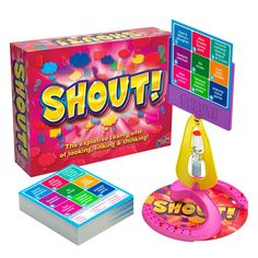 COMPETITION: Win Shout! from Drumond Park   Lilinha Angel's World - UK Parenting Lifestyle Blog