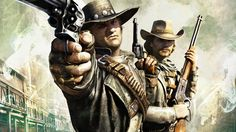 HD Widescreen Call of Juarez: Bound in Blood wallpaper, 601 kB - Warden Fletcher