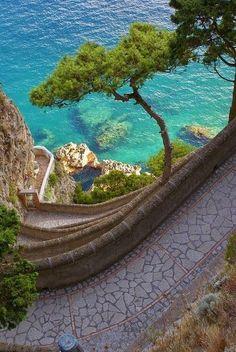 Click in Capri