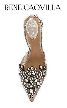 Designer Rene Caovilla Shoes