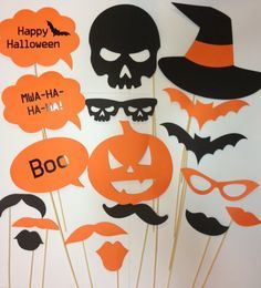halloween photo booth - Google Search