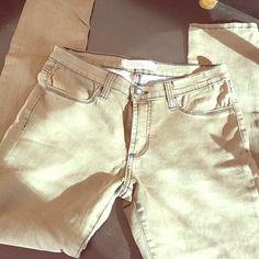 Degaine Olive skinny jeans Cotton poly spandex blend Degaine Jeans Skinny