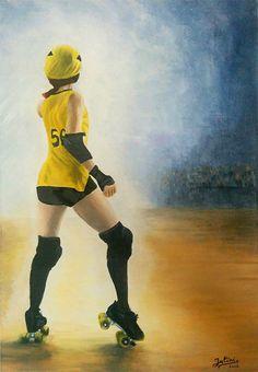 Dessine-moi une roller girl #8 | Roller Derby News
