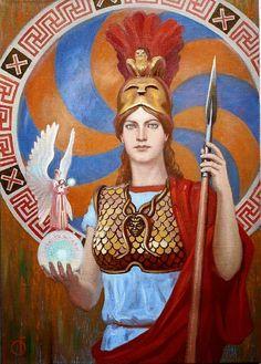 Athena Greek Goddess, Athena Goddess Of Wisdom, Egyptian Goddess, Roman Mythology, Greek Mythology, Chibi Dog, Girl Face Drawing, Roman Sculpture, Greek Gods And Goddesses