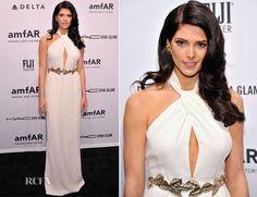Ashley Greene In Giambattista Valli – amfAR New York Gala To Kick Off Fall 2013 Fashion Week