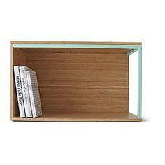 IKEA PS 2014 Storage module - bamboo/light green - IKEA